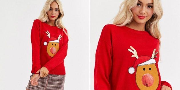 10 nezvichaynih novor chnih svetr v 2 - 10 незвичайних новорічних светрів