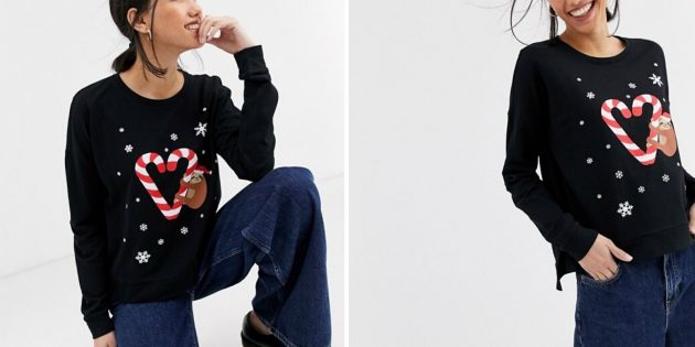 10 nezvichaynih novor chnih svetr v 4 - 10 незвичайних новорічних светрів