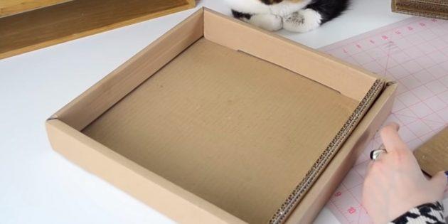 10 sposob v zrobiti kogtetochku dlya k shki svo mi rukami 6 - 10 способів зробити когтеточку для кішки своїми руками