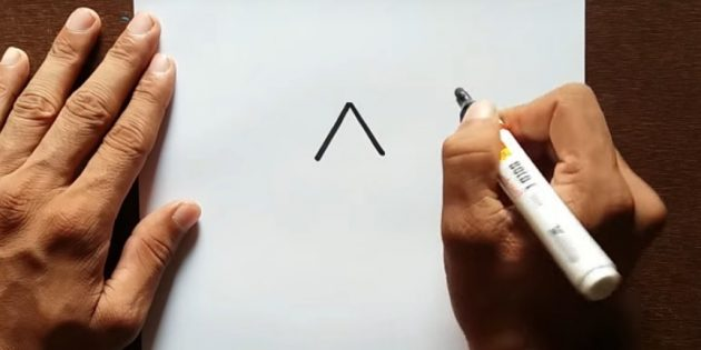 12 sposob v namalyuvati yalinku z yakimi vpora t sya nav t ditina 9 - 12 способів намалювати ялинку, з якими впорається навіть дитина