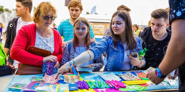 15 dey chim zaynyatisya na vk fest 2018 5 - 15 ідей, чим зайнятися на VK Fest 2018