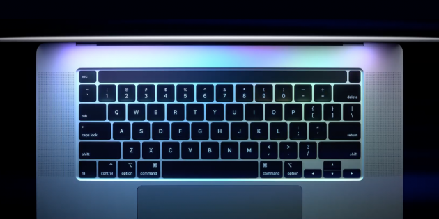 8 golovnih v dm nnostey macbook pro 16 v d tor shn ogo macbook pro 15 2 - 8 головних відмінностей MacBook Pro 16″ від торішнього MacBook Pro 15″