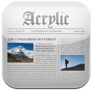 acrylic times online gazeta z visokim potenc alom programi dlya ipad 1 - Acrylic Times online газета з високим потенціалом [Програми для iPad]