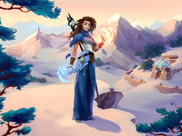 braveland wizard mag chn v yni hrabrozem ya 1 - Braveland Wizard: магічні війни Храброземья