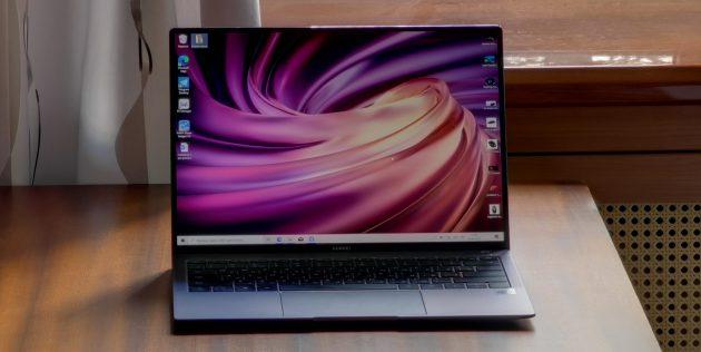 persh vrazhennya v d huawei matebook x pro 2020 konkurenta macbook pro na windows 2 - Перші враження від Huawei MateBook X Pro 2020 — конкурента MacBook Pro на Windows