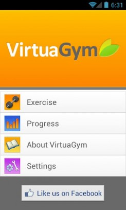 pochina mo trenuvannya razom z virtuagym 6 - Починаємо тренування разом з VirtuaGym