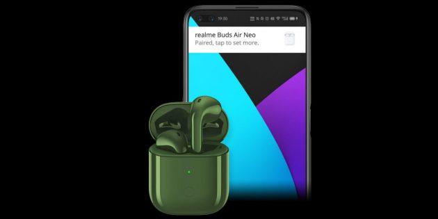 realme predstavila grovu vers yu flagmana x50 pro svo persh smart godinnik nov tws navushniki 5 - Realme представила ігрову версію флагмана X50 Pro, свої перші смарт-годинник і нові TWS-навушники