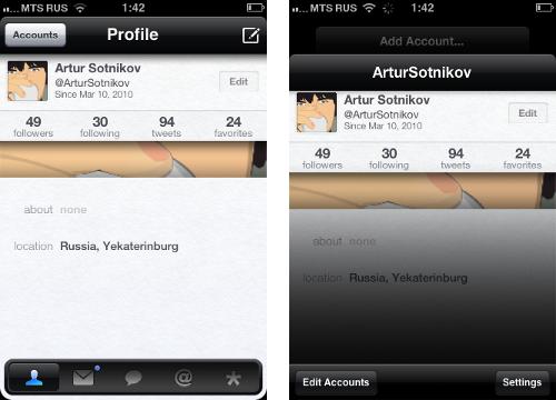 twittelator neue krasiviy twitter kl nt 2 - Twittelator Neue — красивий Twitter клієнт