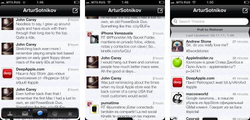 twittelator neue krasiviy twitter kl nt 4 - Twittelator Neue — красивий Twitter клієнт