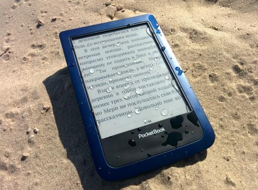 viprobuvannya pocketbook 640 vodonepronikna elektronna kniga dlya v dpochinku 2 - Випробування PocketBook 640 — водонепроникна електронна книга для відпочинку