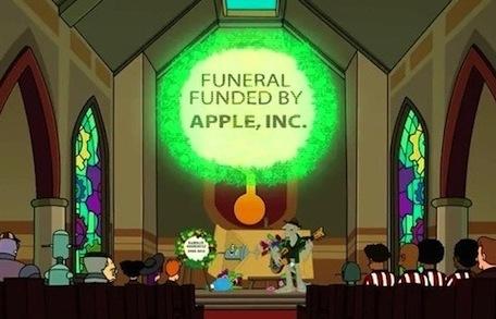 "vs zgadki apple v futuram s mpson v chastina 3 7 - Всі згадки Apple в ""Футурамі"" і ""Сімпсонів"" (Частина 3)"