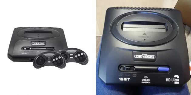 vse dlya muzhika konsol sega genesis smart godinnik m kroskop 4 - Все для мужика: консоль Sega Genesis, смарт-годинник, мікроскоп