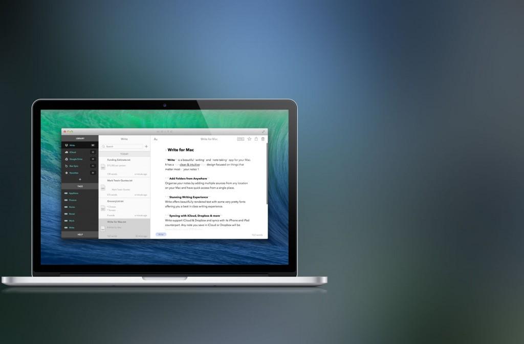 write bezkomprom sniy markdown zametochn k dlya ios os x 3 - Write — безкомпромісний markdown-заметочнік для iOS і OS X
