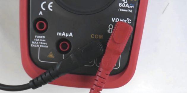yak koristuvatisya mul timetrom pravil no 3 - Як користуватися мультиметром правильно