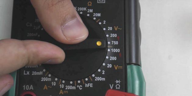 yak koristuvatisya mul timetrom pravil no 5 - Як користуватися мультиметром правильно